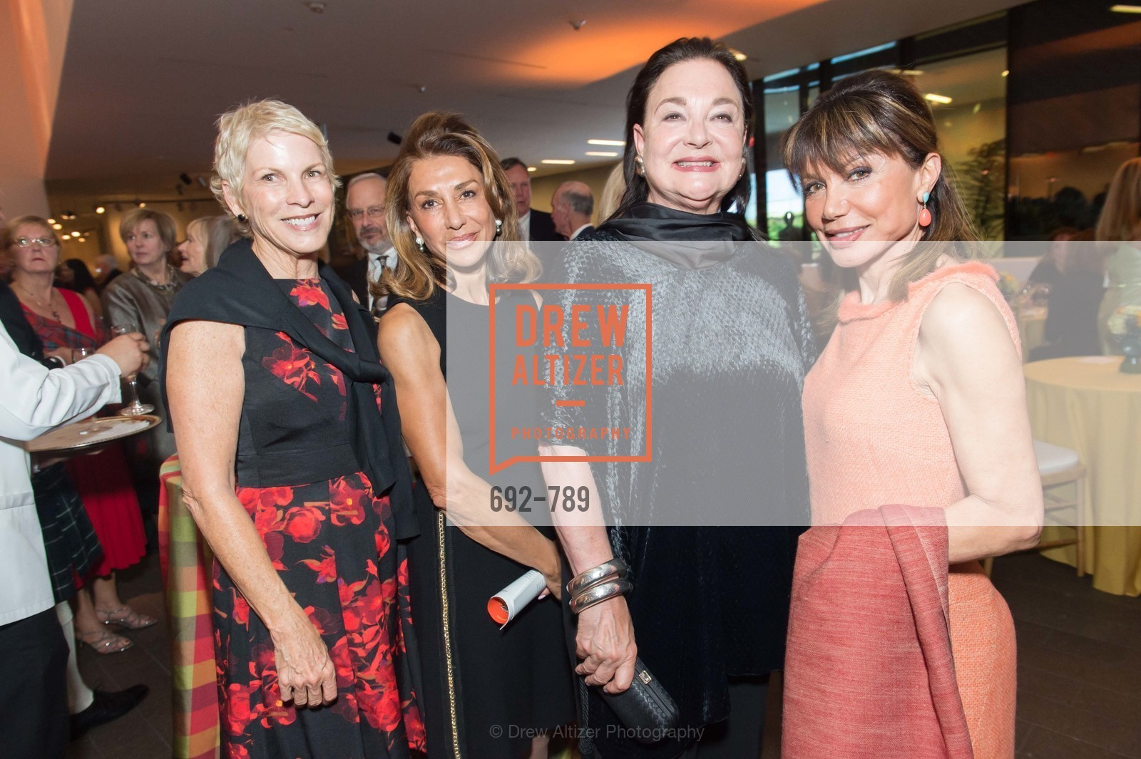 Wynn Olsen, Amie Royo, Elizabeth Merrill, Azita Nujica Beavers, ALONZO KING LINE'S Ballet Spring Gala 2015, US, April 12th, 2015,Drew Altizer, Drew Altizer Photography, full-service agency, private events, San Francisco photographer, photographer california