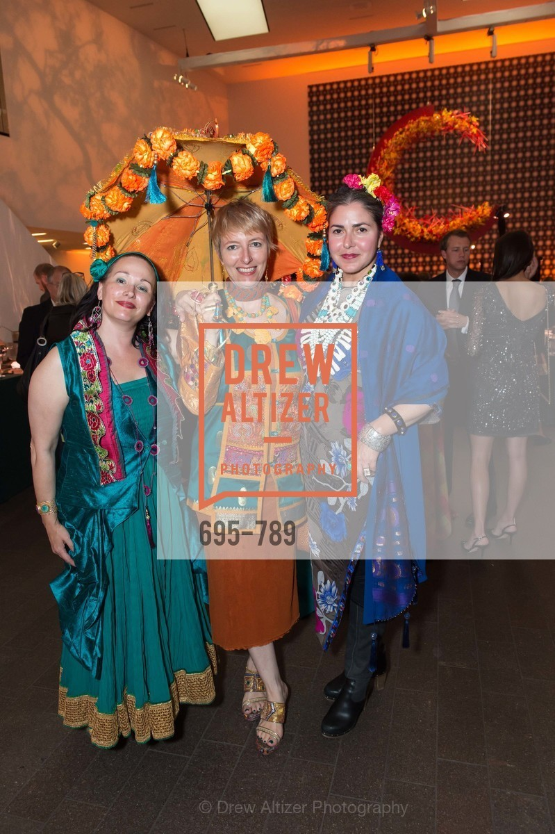 Laura Davis, Andrea Serrahn, Norma Metcalf, ALONZO KING LINE'S Ballet Spring Gala 2015, US, April 11th, 2015,Drew Altizer, Drew Altizer Photography, full-service agency, private events, San Francisco photographer, photographer california