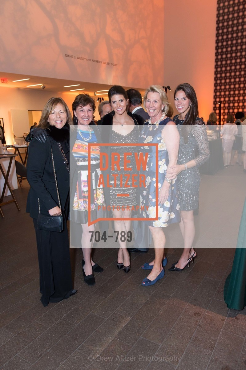 Mary Hiller, Lynn Jason Cobb, Constance Hiller, Marianne Walters, Kristin Hiller, ALONZO KING LINE'S Ballet Spring Gala 2015, US, April 12th, 2015,Drew Altizer, Drew Altizer Photography, full-service agency, private events, San Francisco photographer, photographer california