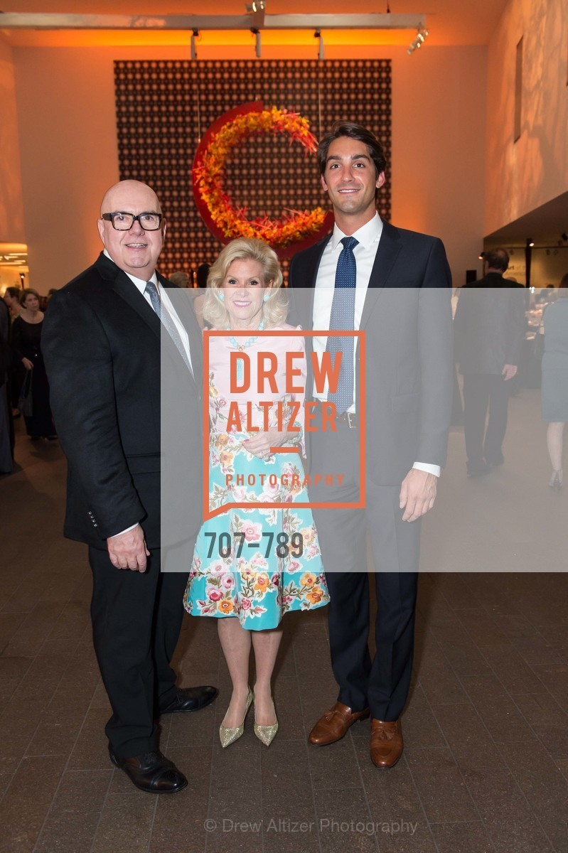 Robert Atkinson, Dede Wilsey, Mitchell Seguin, ALONZO KING LINE'S Ballet Spring Gala 2015, US, April 12th, 2015,Drew Altizer, Drew Altizer Photography, full-service agency, private events, San Francisco photographer, photographer california