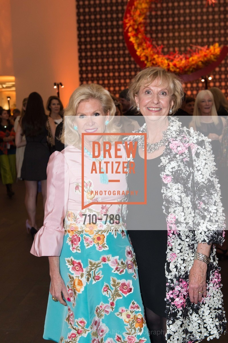 Dede Wilsey, Judith Heuser, ALONZO KING LINE'S Ballet Spring Gala 2015, US, April 11th, 2015,Drew Altizer, Drew Altizer Photography, full-service agency, private events, San Francisco photographer, photographer california