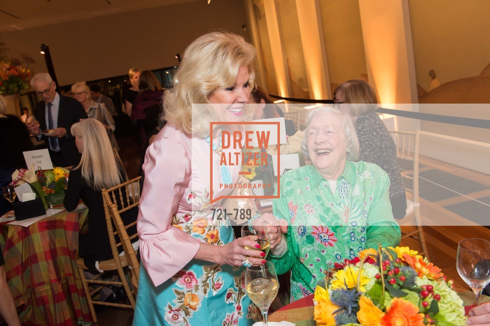 Dede Wilsey, Marianne Peterson, ALONZO KING LINE'S Ballet Spring Gala 2015, US, April 11th, 2015,Drew Altizer, Drew Altizer Photography, full-service agency, private events, San Francisco photographer, photographer california
