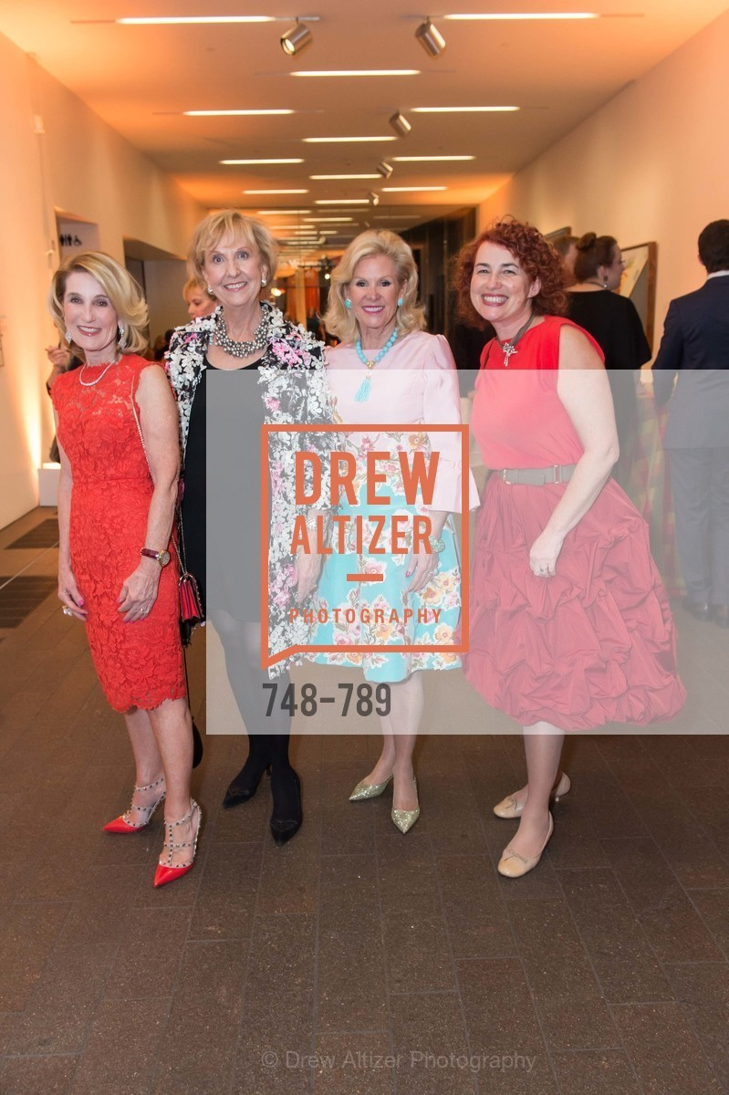 Lorna Meyer Calas, Judith Heuser, Dede Wilsey, Natasha Lisitsa, ALONZO KING LINE'S Ballet Spring Gala 2015, US, April 12th, 2015,Drew Altizer, Drew Altizer Photography, full-service agency, private events, San Francisco photographer, photographer california