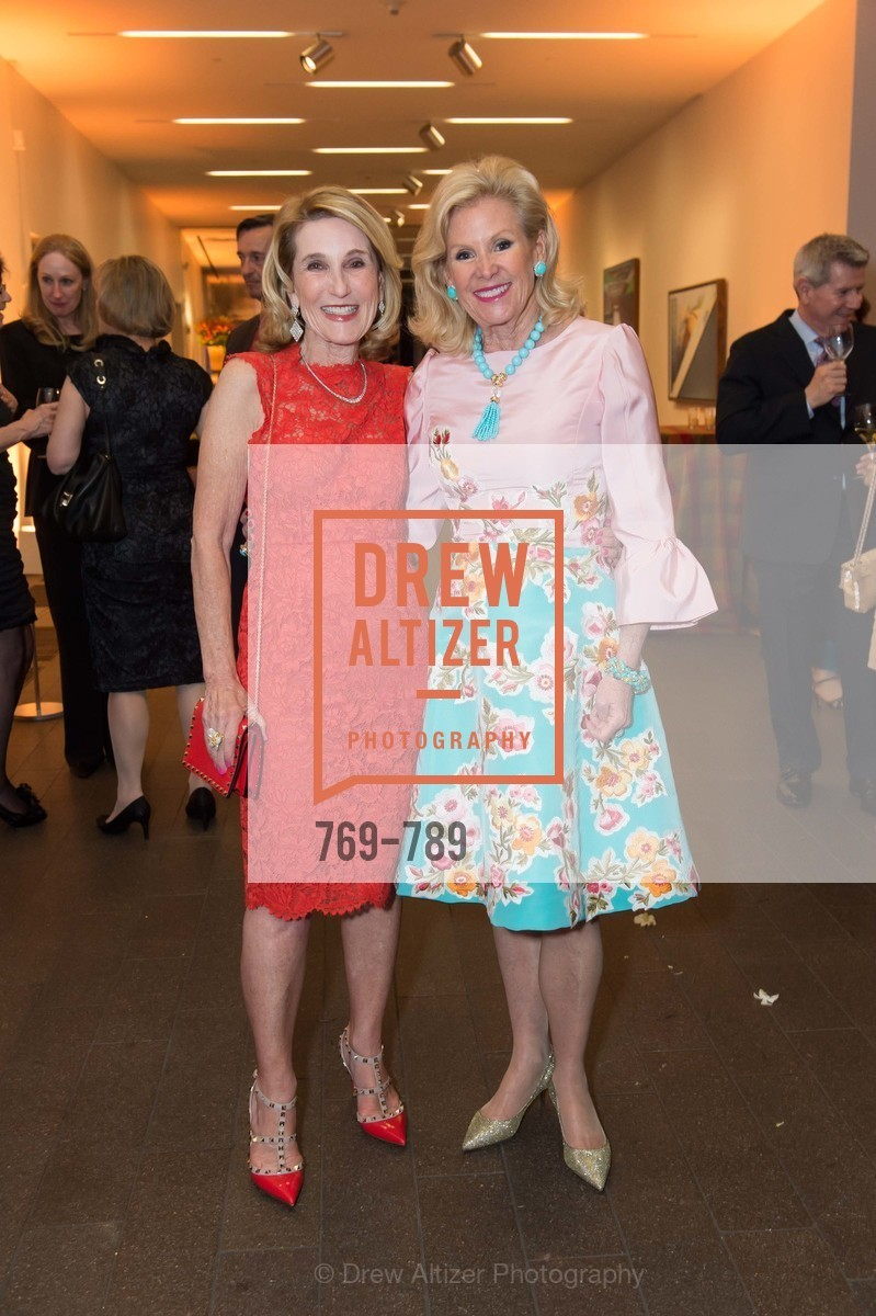 Lorna Meyer Calas, Dede Wilsey, ALONZO KING LINE'S Ballet Spring Gala 2015, US, April 11th, 2015,Drew Altizer, Drew Altizer Photography, full-service agency, private events, San Francisco photographer, photographer california
