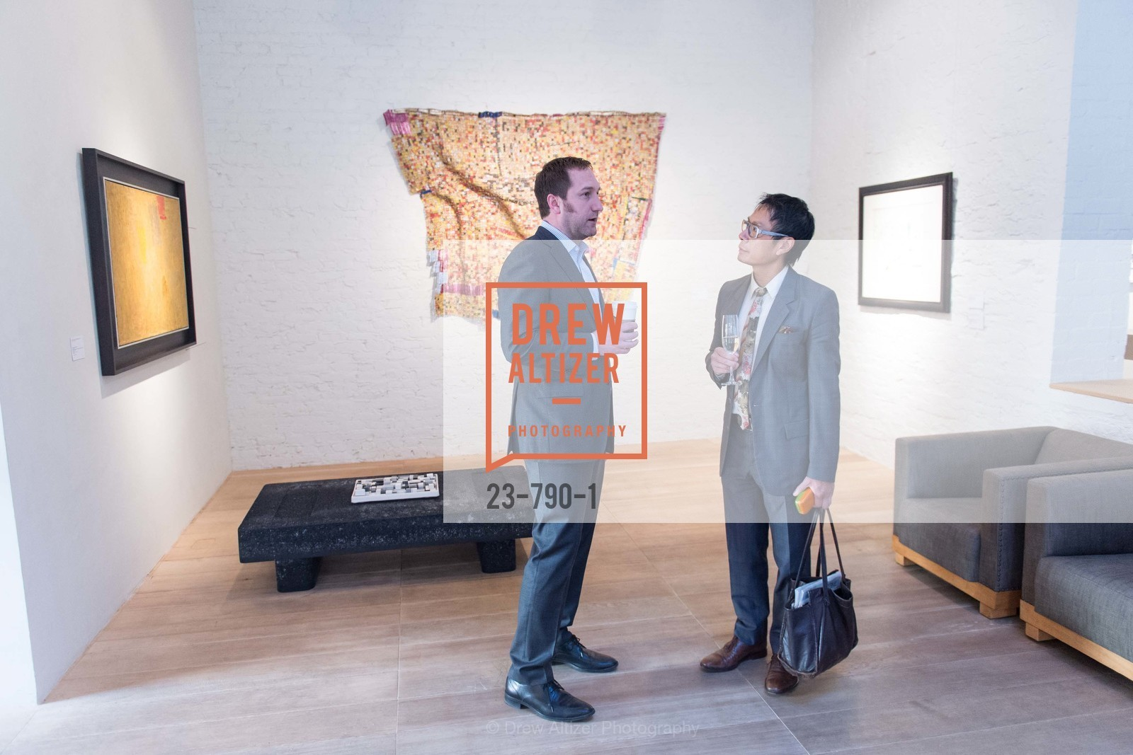 Jonathan Laib, Francis Mills, Post War and Contemporary Preview at HEDGE GALLERY, US, April 15th, 2015,Drew Altizer, Drew Altizer Photography, full-service agency, private events, San Francisco photographer, photographer california