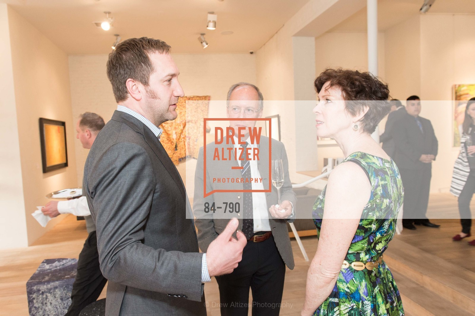 Jonathan Laib, Charles Desmarais, Kitty Morgan, Post War and Contemporary Preview at HEDGE GALLERY, US, April 16th, 2015,Drew Altizer, Drew Altizer Photography, full-service agency, private events, San Francisco photographer, photographer california