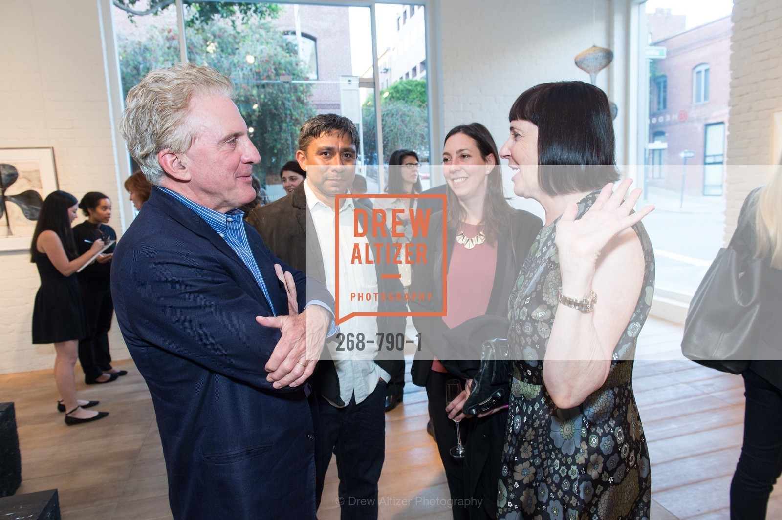 Chris Perez, Claudia Altman-siegel, Carla Emil, Post War and Contemporary Preview at HEDGE GALLERY, US, April 15th, 2015,Drew Altizer, Drew Altizer Photography, full-service agency, private events, San Francisco photographer, photographer california