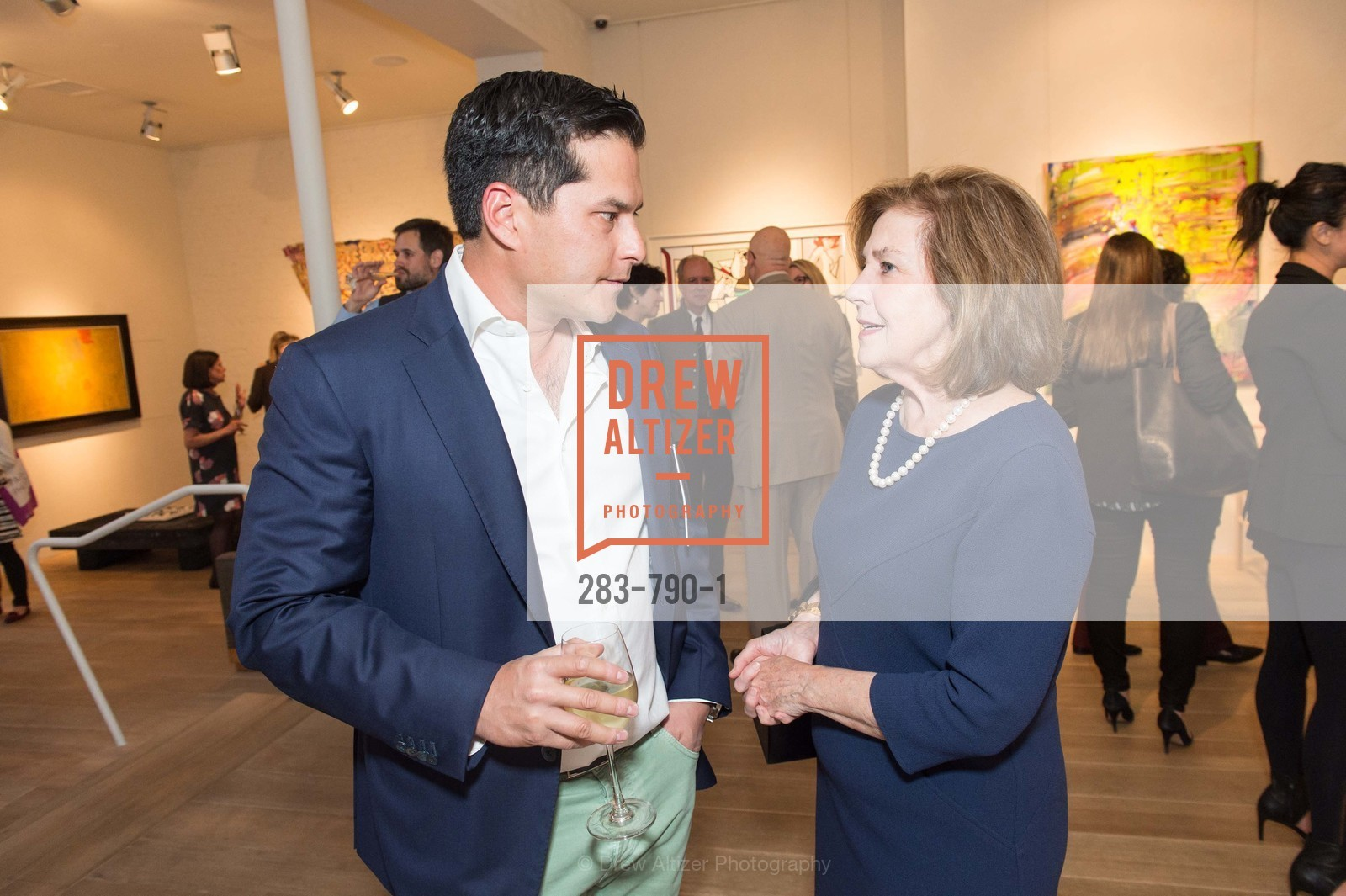 Andrew Hsu, Gretchen Berggruen, Post War and Contemporary Preview at HEDGE GALLERY, US, April 16th, 2015,Drew Altizer, Drew Altizer Photography, full-service agency, private events, San Francisco photographer, photographer california