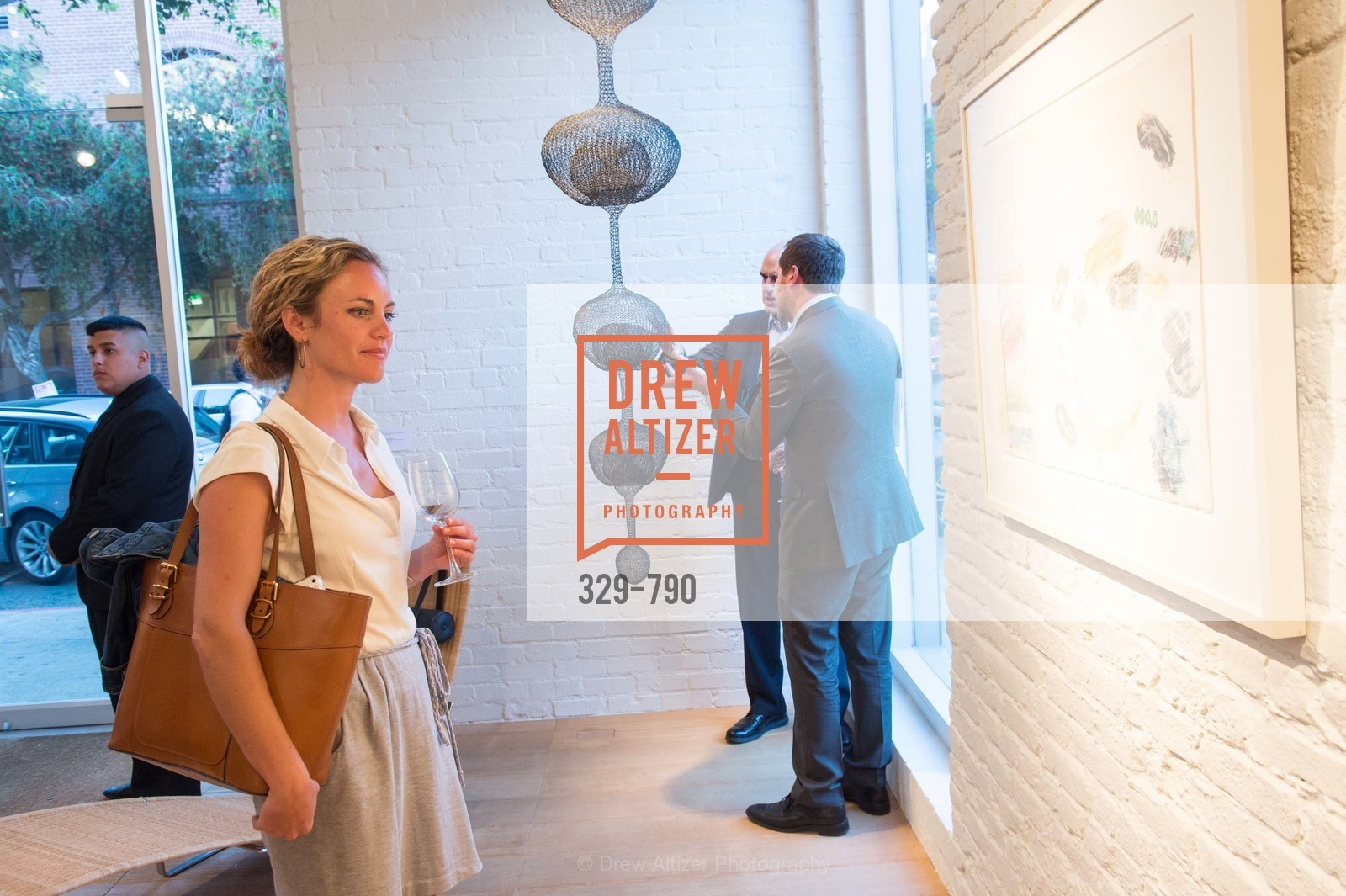 Erica Bellman, Post War and Contemporary Preview at HEDGE GALLERY, US, April 16th, 2015,Drew Altizer, Drew Altizer Photography, full-service agency, private events, San Francisco photographer, photographer california