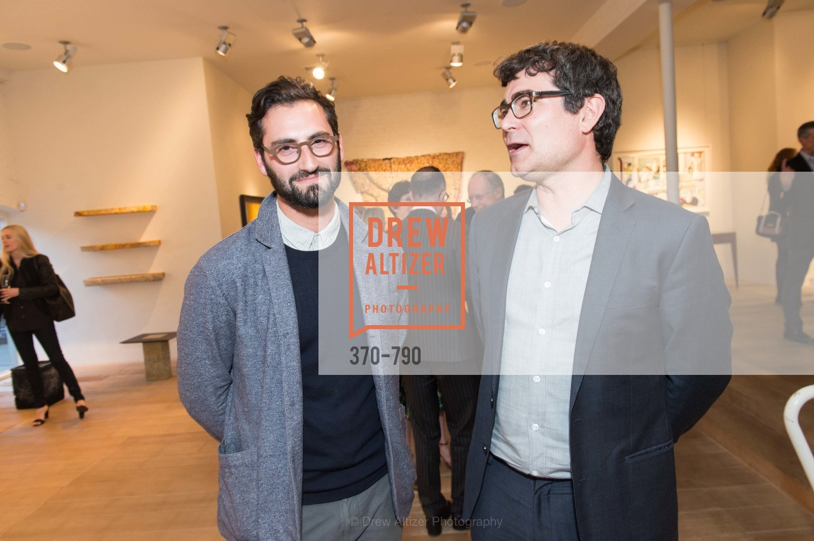 Joseph Becker, Alec Hathaway, Post War and Contemporary Preview at HEDGE GALLERY, US, April 15th, 2015,Drew Altizer, Drew Altizer Photography, full-service agency, private events, San Francisco photographer, photographer california