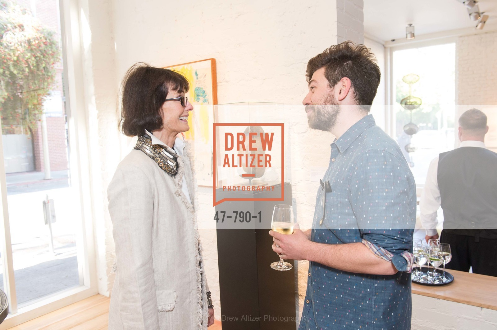 Sharon Wick, Andrew Mcclintock, Post War and Contemporary Preview at HEDGE GALLERY, US, April 16th, 2015,Drew Altizer, Drew Altizer Photography, full-service agency, private events, San Francisco photographer, photographer california