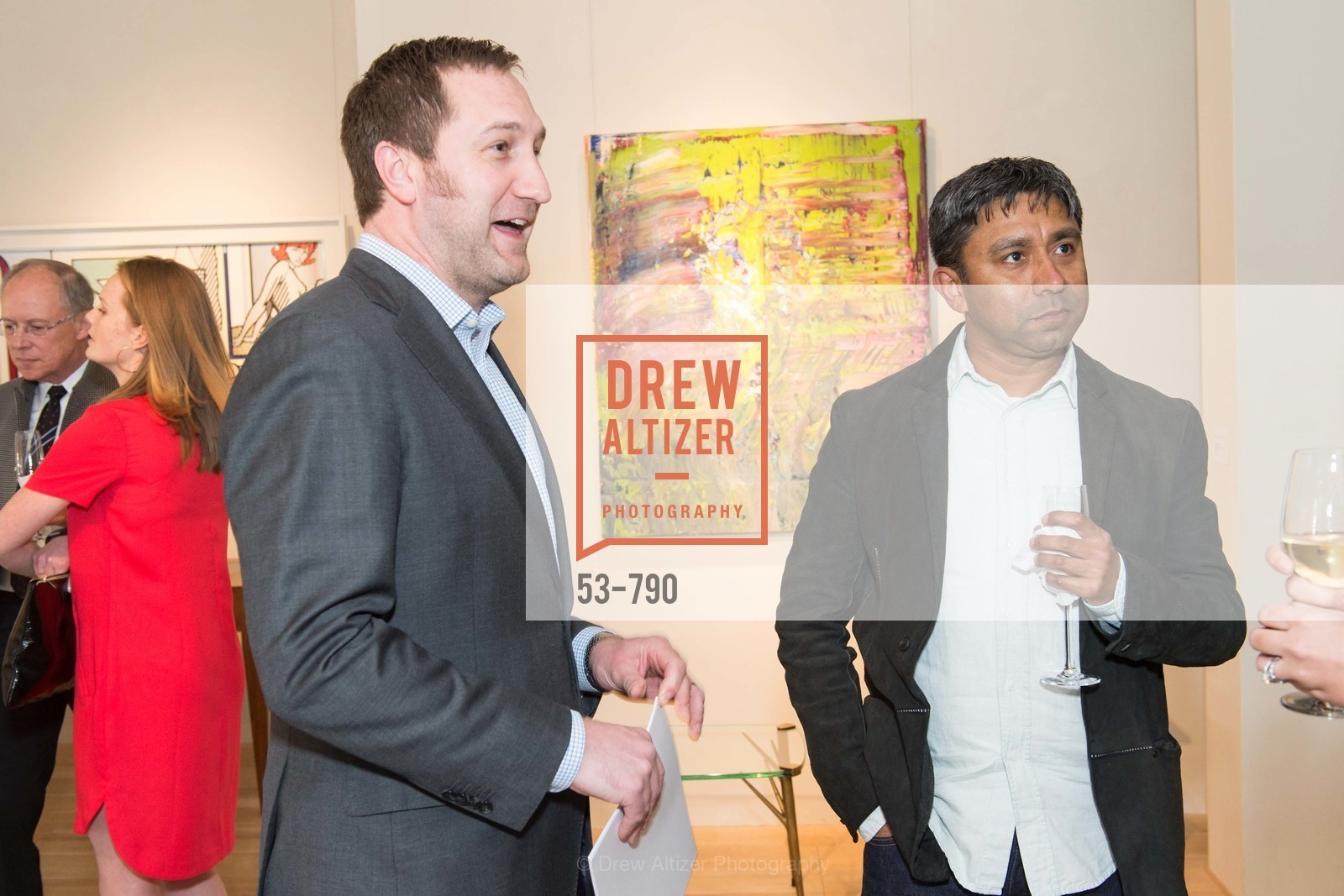 Jonathan Laib, Chris Perez, Post War and Contemporary Preview at HEDGE GALLERY, US, April 15th, 2015,Drew Altizer, Drew Altizer Photography, full-service agency, private events, San Francisco photographer, photographer california