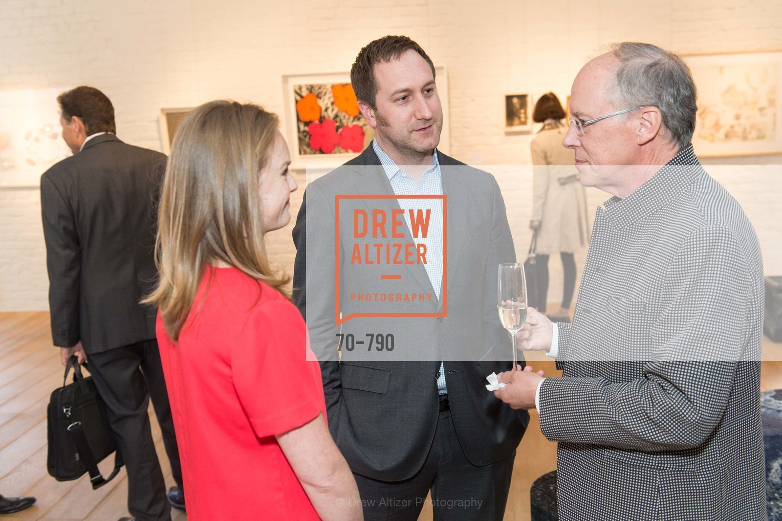 Charlie Adamski, Jonathan Laib, Charles Desmarais, Post War and Contemporary Preview at HEDGE GALLERY, US, April 16th, 2015,Drew Altizer, Drew Altizer Photography, full-service agency, private events, San Francisco photographer, photographer california