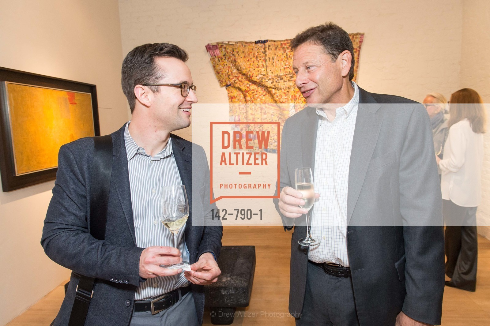 Chris Hurtabo, Philip Feldman, Post War and Contemporary Preview at HEDGE GALLERY, US, April 16th, 2015,Drew Altizer, Drew Altizer Photography, full-service agency, private events, San Francisco photographer, photographer california