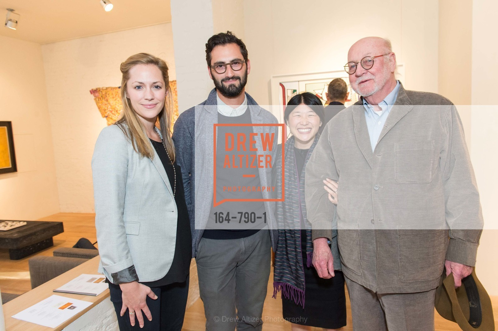 Liz Hurley, Joseph Becker, Micki Meng, Jack Wendler, Post War and Contemporary Preview at HEDGE GALLERY, US, April 16th, 2015,Drew Altizer, Drew Altizer Photography, full-service agency, private events, San Francisco photographer, photographer california