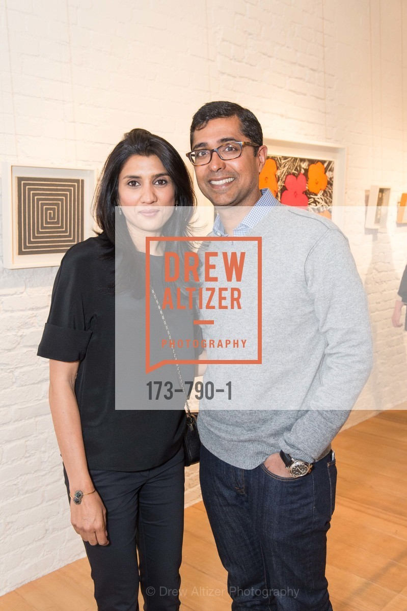 Alka Agrawal, Ravin Agrawal, Post War and Contemporary Preview at HEDGE GALLERY, US, April 15th, 2015,Drew Altizer, Drew Altizer Photography, full-service agency, private events, San Francisco photographer, photographer california