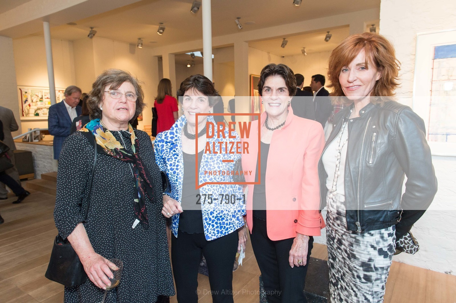 Daphne Bransten, Penny Eisle, Francie Steimer, Brenda Jewett, Post War and Contemporary Preview at HEDGE GALLERY, US, April 16th, 2015,Drew Altizer, Drew Altizer Photography, full-service agency, private events, San Francisco photographer, photographer california