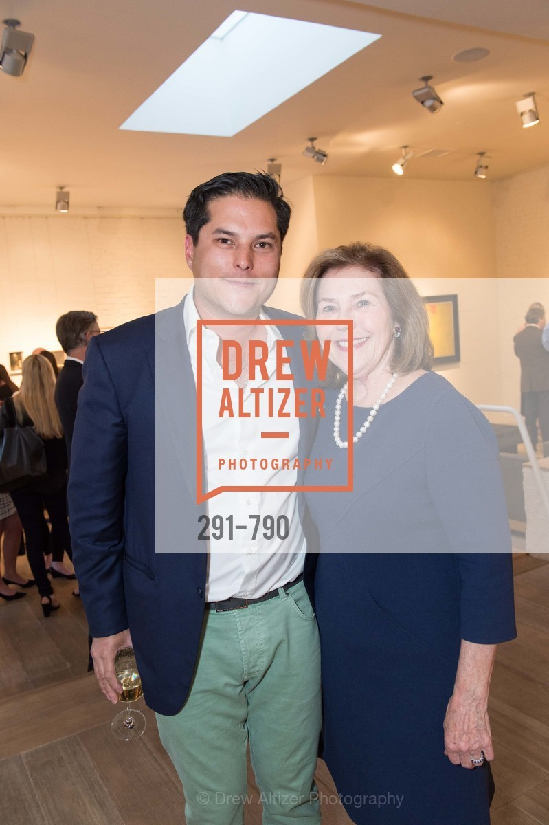 Andrew Hsu, Gretchen Berggruen, Post War and Contemporary Preview at HEDGE GALLERY, US, April 16th, 2015,Drew Altizer, Drew Altizer Photography, full-service event agency, private events, San Francisco photographer, photographer California