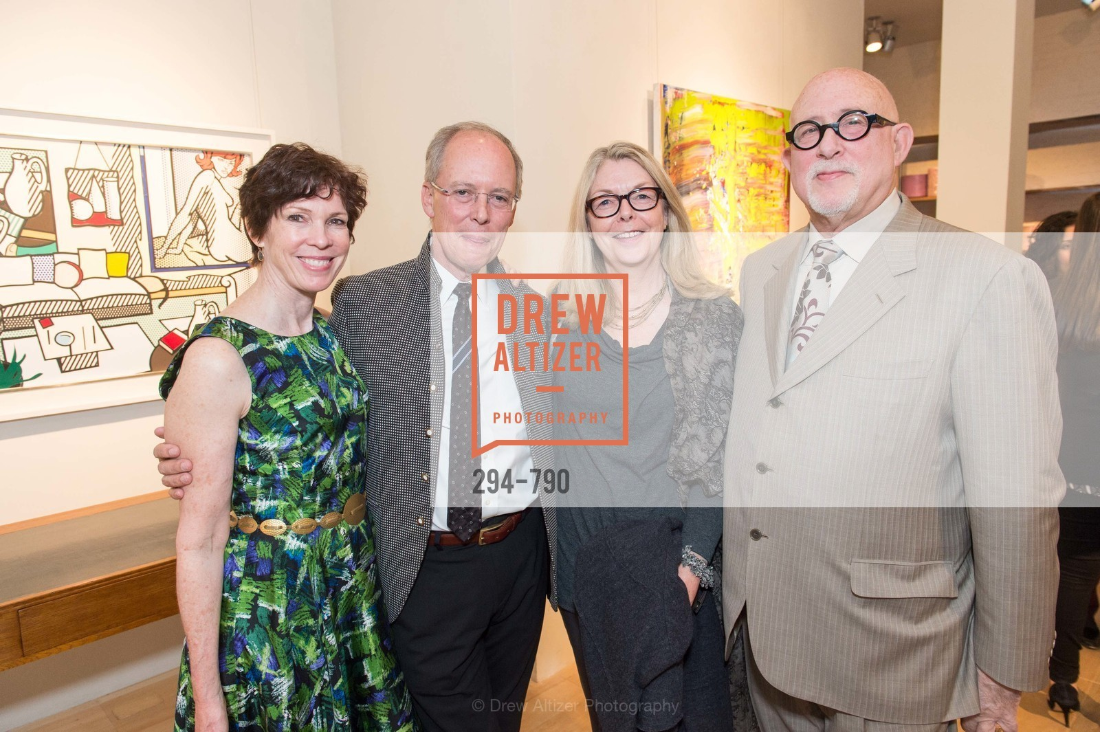 Kitty Morgan, Charles Desmarais, Lucinda Barnes, Robert Shinshack, Post War and Contemporary Preview at HEDGE GALLERY, US, April 16th, 2015,Drew Altizer, Drew Altizer Photography, full-service agency, private events, San Francisco photographer, photographer california