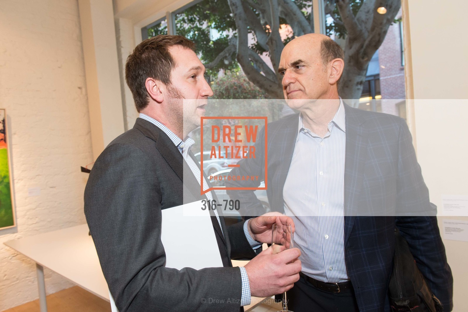 Jonathan Laib, Bob Fisher, Post War and Contemporary Preview at HEDGE GALLERY, US, April 16th, 2015,Drew Altizer, Drew Altizer Photography, full-service agency, private events, San Francisco photographer, photographer california