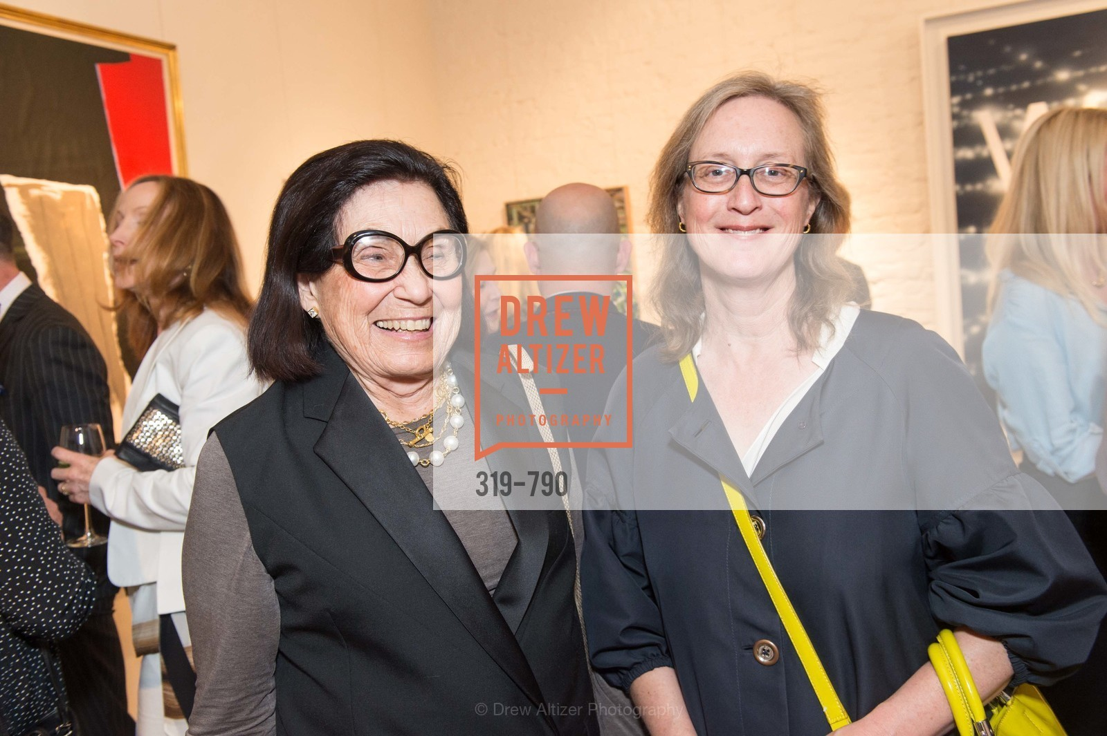 Pat Wilson, Janet Bishop, Post War and Contemporary Preview at HEDGE GALLERY, US, April 16th, 2015,Drew Altizer, Drew Altizer Photography, full-service agency, private events, San Francisco photographer, photographer california