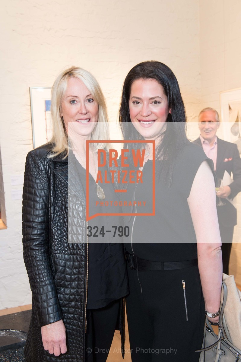 Laura Sweeney, Becky Ascher, Post War and Contemporary Preview at HEDGE GALLERY, US, April 15th, 2015,Drew Altizer, Drew Altizer Photography, full-service agency, private events, San Francisco photographer, photographer california