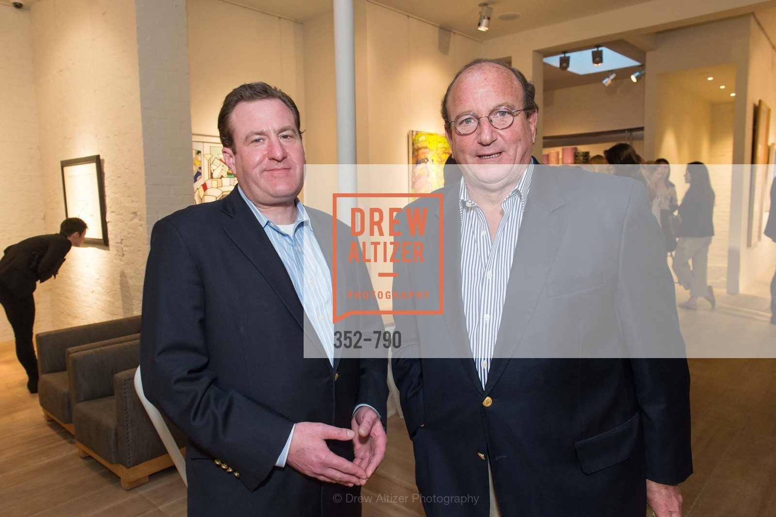 Blake Tippett, Russell Notides, Post War and Contemporary Preview at HEDGE GALLERY, US, April 15th, 2015,Drew Altizer, Drew Altizer Photography, full-service agency, private events, San Francisco photographer, photographer california