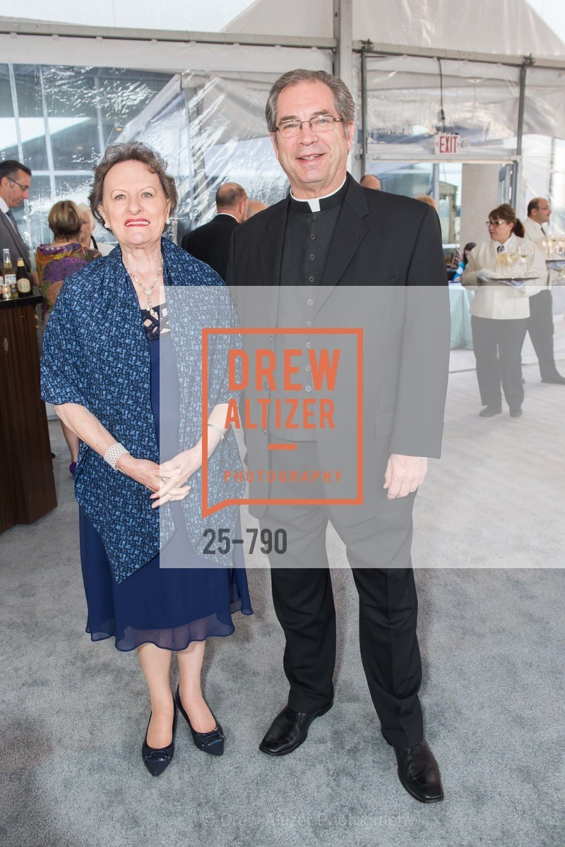 Dolores Stoll, Fr. Kenneth Weare, Post War and Contemporary Preview at HEDGE GALLERY, US, April 15th, 2015,Drew Altizer, Drew Altizer Photography, full-service agency, private events, San Francisco photographer, photographer california