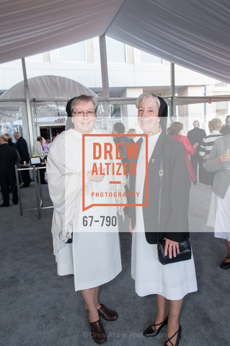 Sister Carolyn Marie, Sister Karen Elizabeth, Post War and Contemporary Preview at HEDGE GALLERY, US, April 16th, 2015,Drew Altizer, Drew Altizer Photography, full-service agency, private events, San Francisco photographer, photographer california