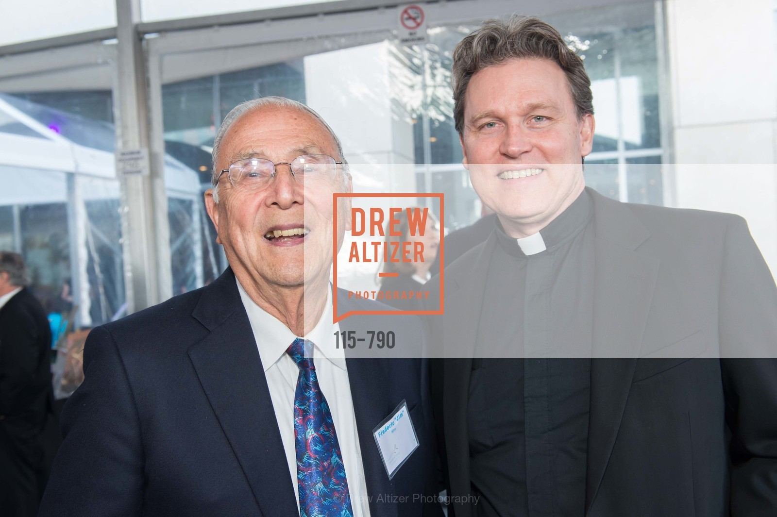 Fredrick Jim Silva, Fr. Anthony Giampietro, Post War and Contemporary Preview at HEDGE GALLERY, US, April 16th, 2015,Drew Altizer, Drew Altizer Photography, full-service agency, private events, San Francisco photographer, photographer california