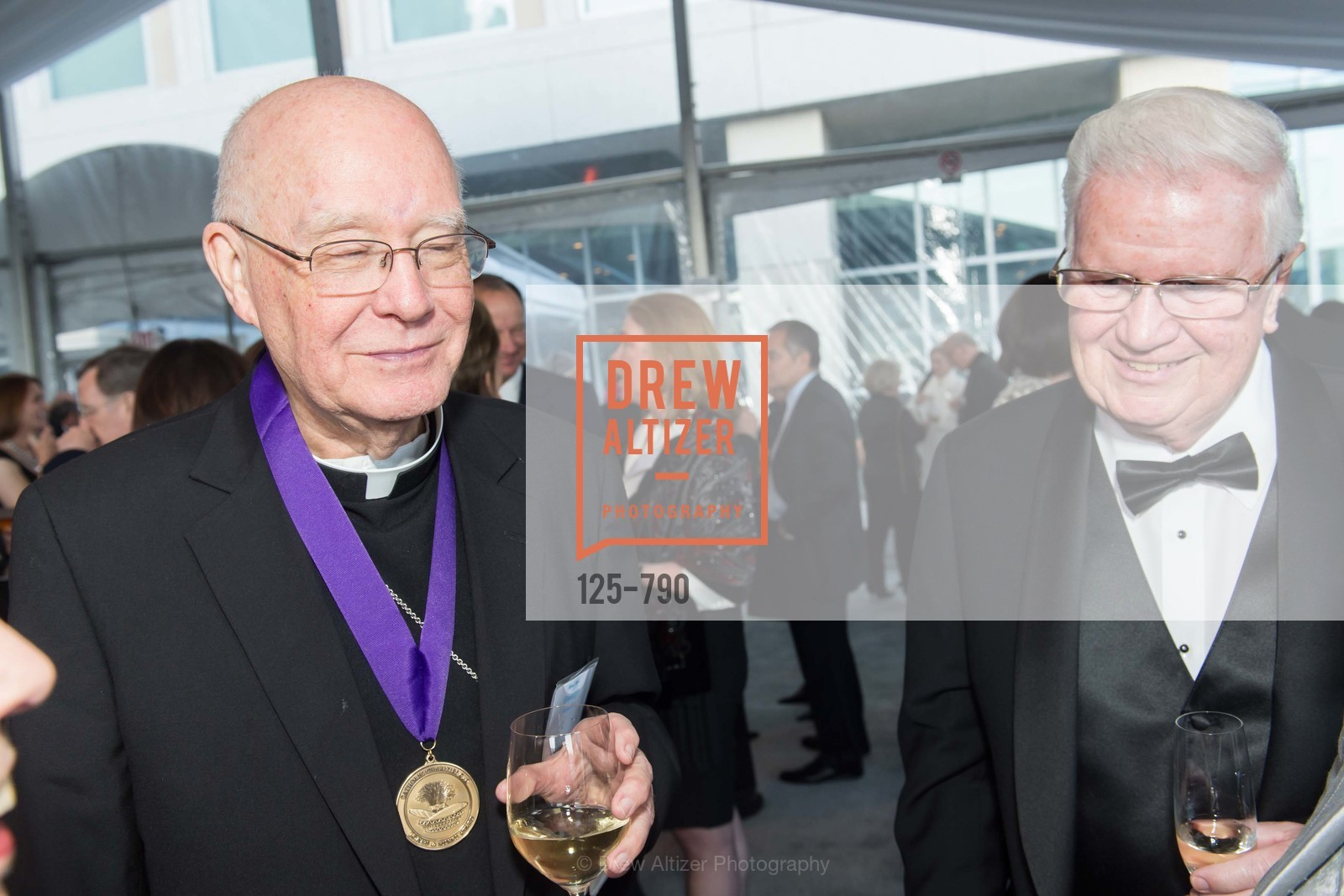Father George Nieberauer, Dave Nazzaro, Post War and Contemporary Preview at HEDGE GALLERY, US, April 15th, 2015,Drew Altizer, Drew Altizer Photography, full-service agency, private events, San Francisco photographer, photographer california