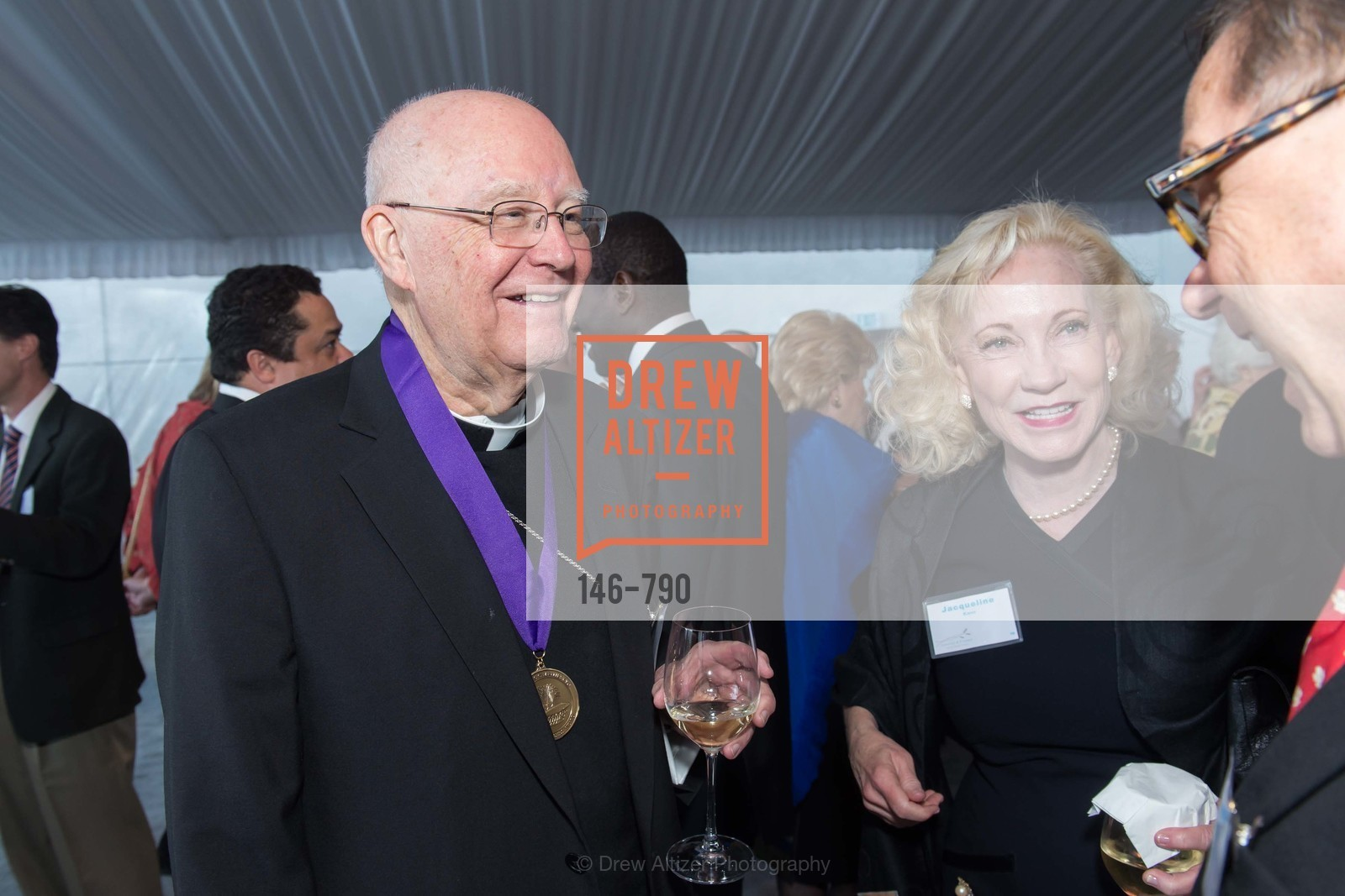 Father George Nieberauer, Jacqueline Kane, Post War and Contemporary Preview at HEDGE GALLERY, US, April 15th, 2015,Drew Altizer, Drew Altizer Photography, full-service agency, private events, San Francisco photographer, photographer california