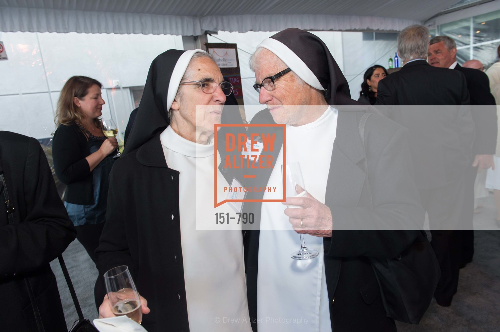 Sister Emmanuel, Sister Rose Marie, Post War and Contemporary Preview at HEDGE GALLERY, US, April 16th, 2015,Drew Altizer, Drew Altizer Photography, full-service agency, private events, San Francisco photographer, photographer california