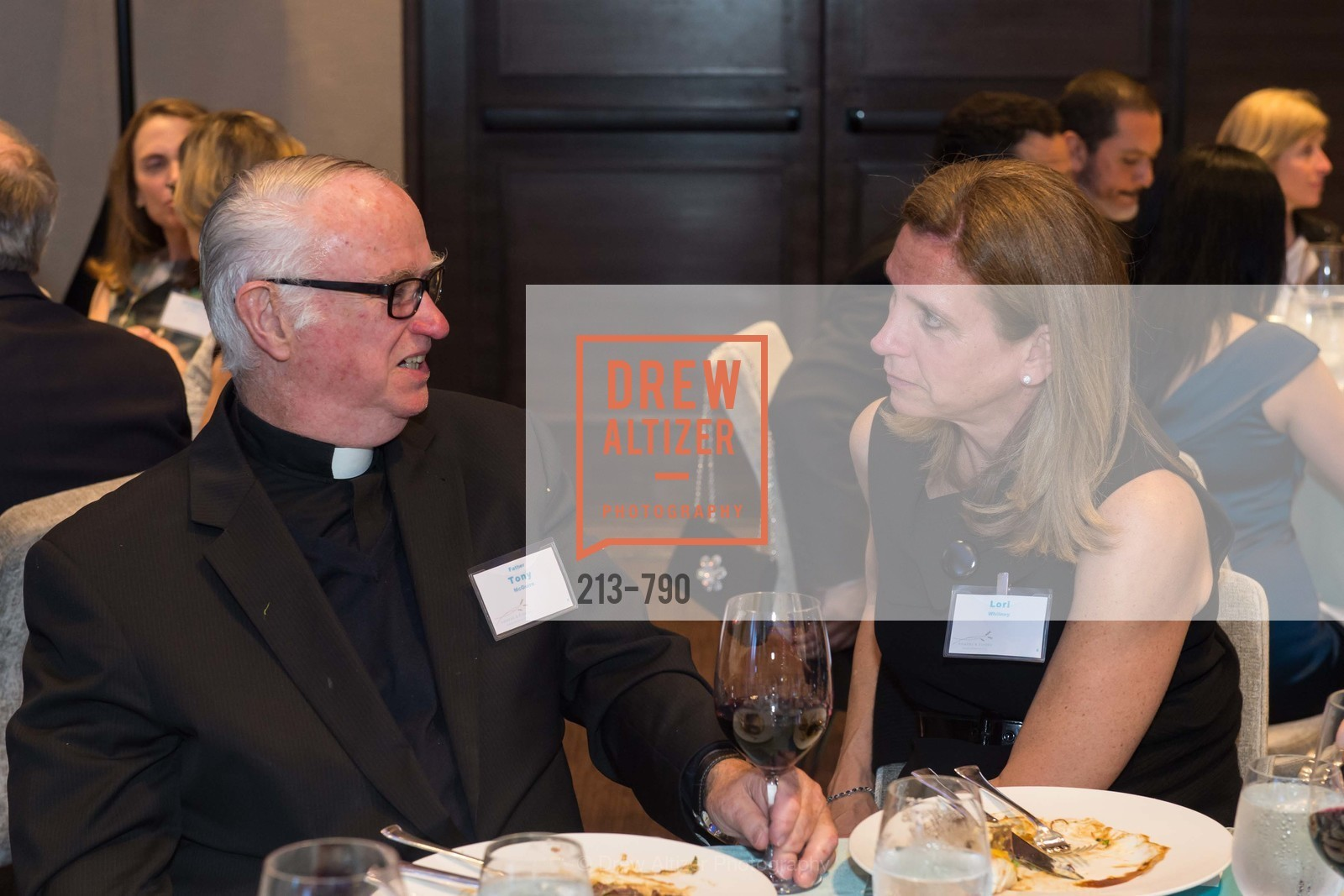 Father Tony McGuire, Lori Whitney, Post War and Contemporary Preview at HEDGE GALLERY, US, April 16th, 2015,Drew Altizer, Drew Altizer Photography, full-service agency, private events, San Francisco photographer, photographer california