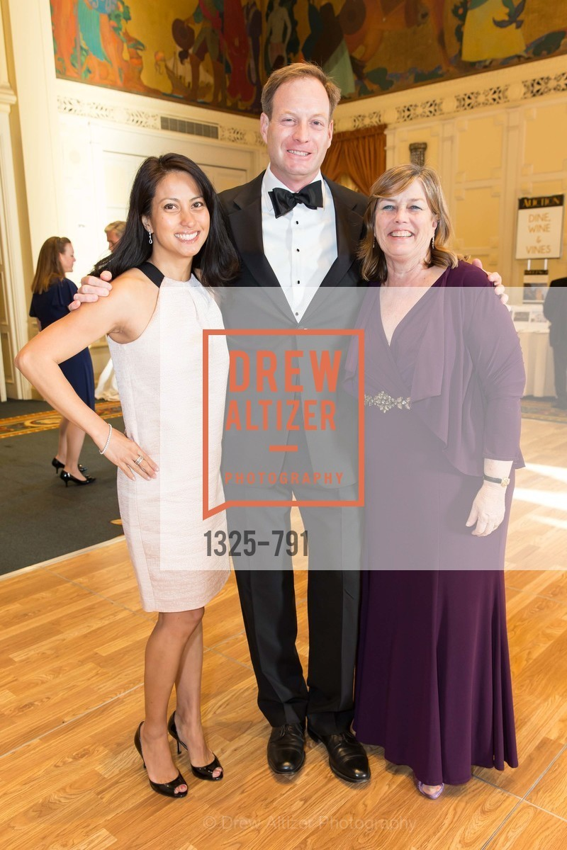 Suzanne Gherardini, Jeff Gherardini, Carolyn Squeri, SAN FRANCISCO HERITAGE Soiree 2015, US, April 18th, 2015,Drew Altizer, Drew Altizer Photography, full-service agency, private events, San Francisco photographer, photographer california