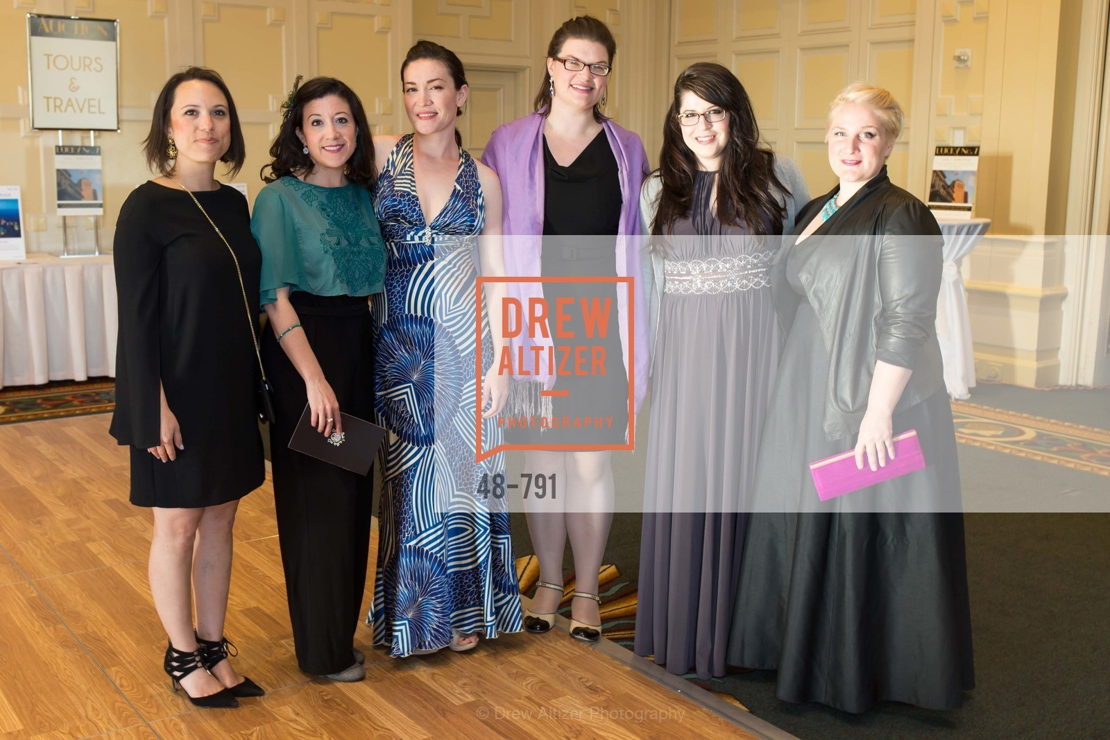 Laura Pallin, Eiliesh Tuffy, Aisha Fike, Gretchen Hilyard, Susan Parks, Melissa Williams, SAN FRANCISCO HERITAGE Soiree 2015, US, April 19th, 2015,Drew Altizer, Drew Altizer Photography, full-service agency, private events, San Francisco photographer, photographer california