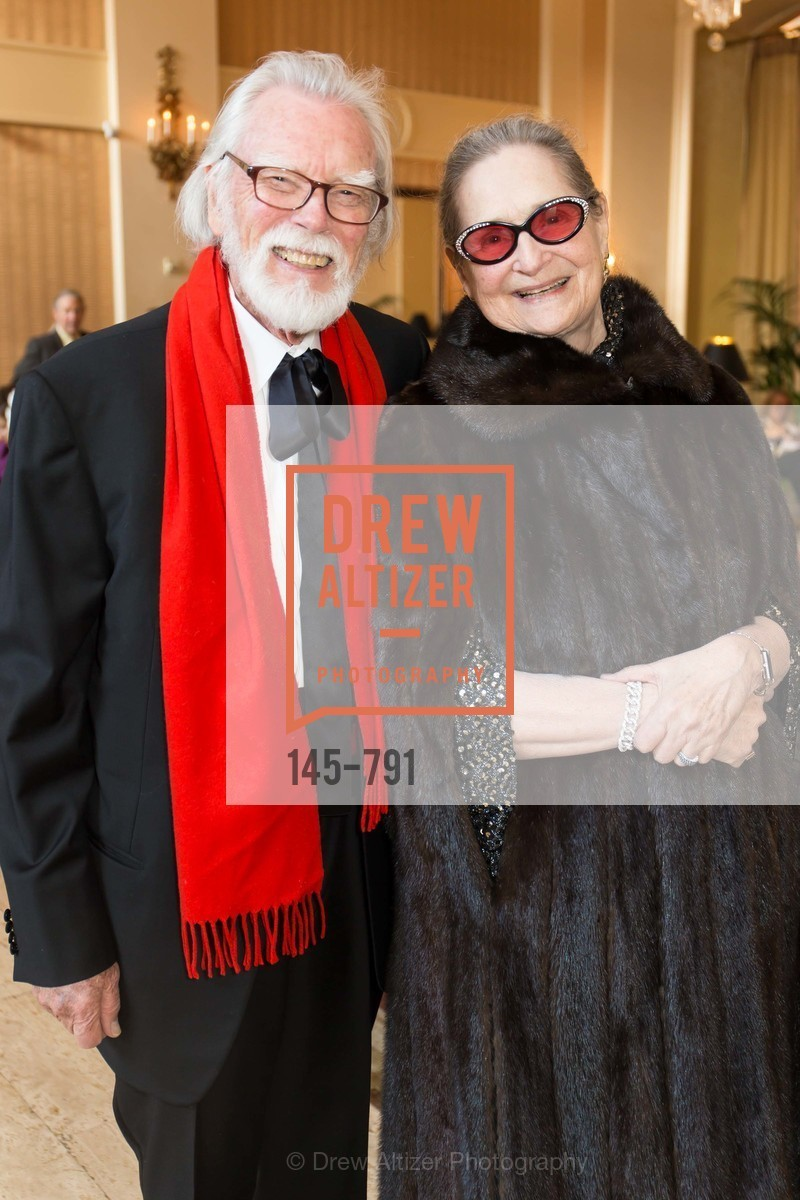 Roland Petersen, Caryl Ritter Peterson, SAN FRANCISCO HERITAGE Soiree 2015, US, April 18th, 2015,Drew Altizer, Drew Altizer Photography, full-service agency, private events, San Francisco photographer, photographer california