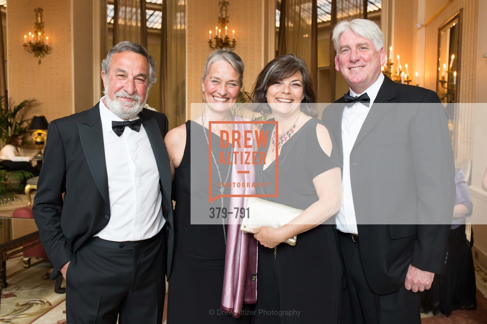 Bob Krikorian, Leslie Krikorian, Susie Buckley, Robert Buckley, SAN FRANCISCO HERITAGE Soiree 2015, US, April 19th, 2015,Drew Altizer, Drew Altizer Photography, full-service agency, private events, San Francisco photographer, photographer california
