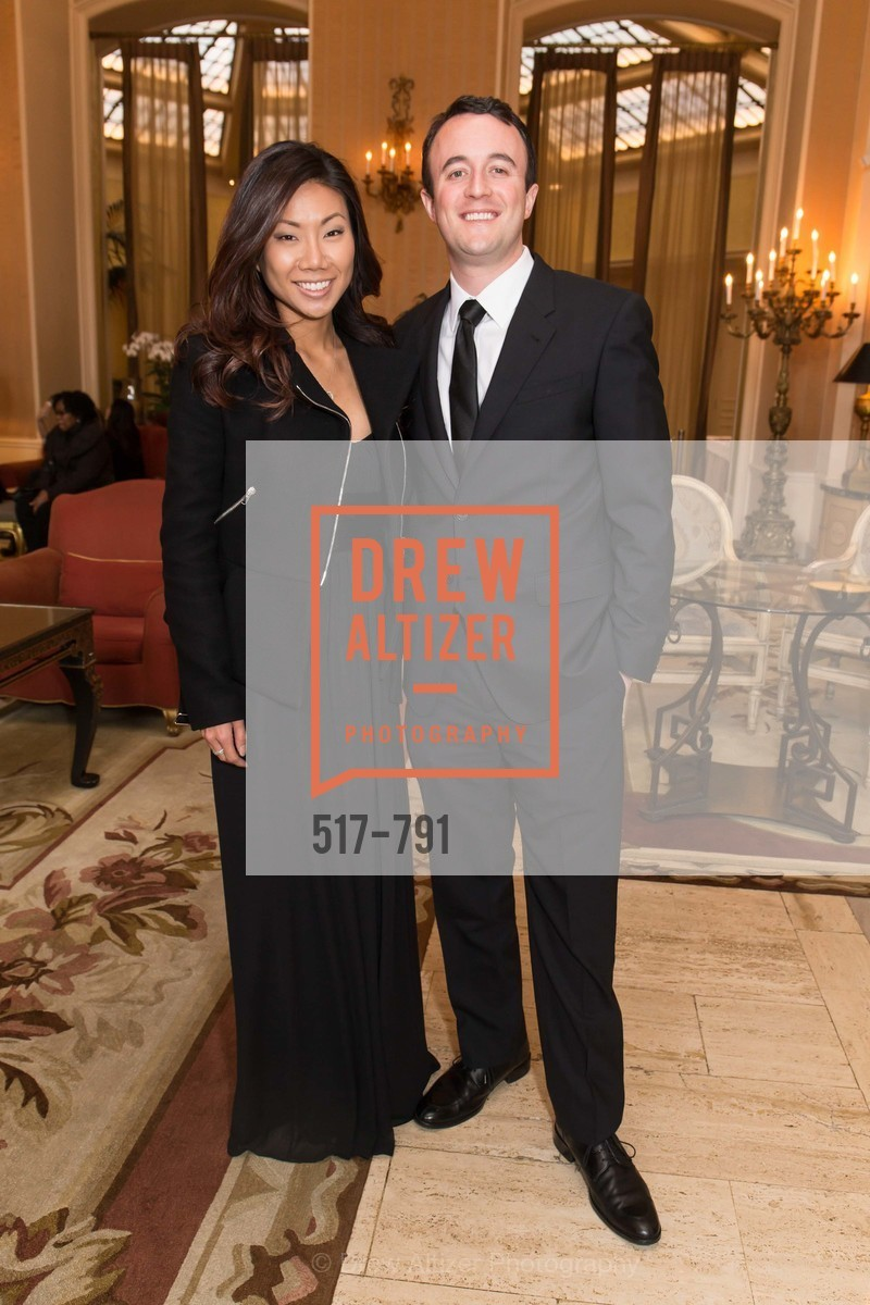 Eunice Yoon, Andrew Spradling, SAN FRANCISCO HERITAGE Soiree 2015, US, April 18th, 2015,Drew Altizer, Drew Altizer Photography, full-service agency, private events, San Francisco photographer, photographer california