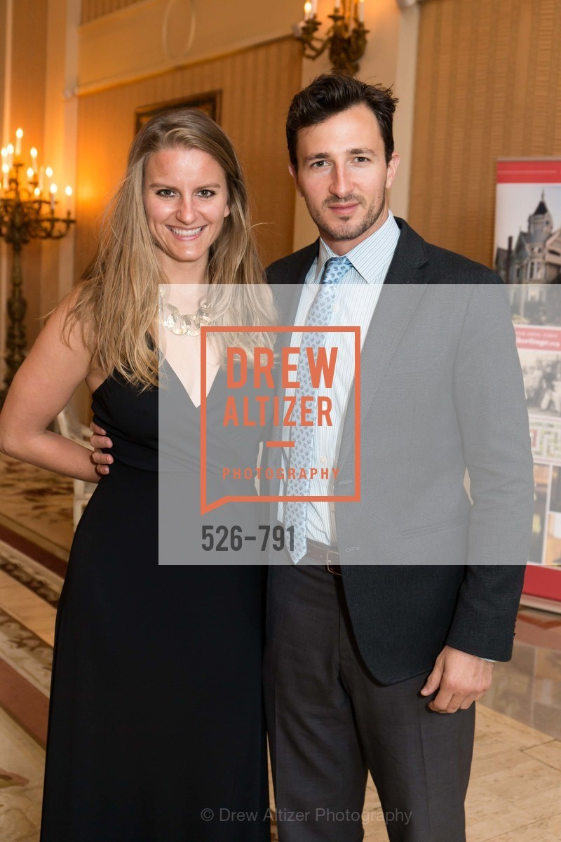 Katy Briggs, Jack Dresnick, SAN FRANCISCO HERITAGE Soiree 2015, US, April 18th, 2015,Drew Altizer, Drew Altizer Photography, full-service agency, private events, San Francisco photographer, photographer california