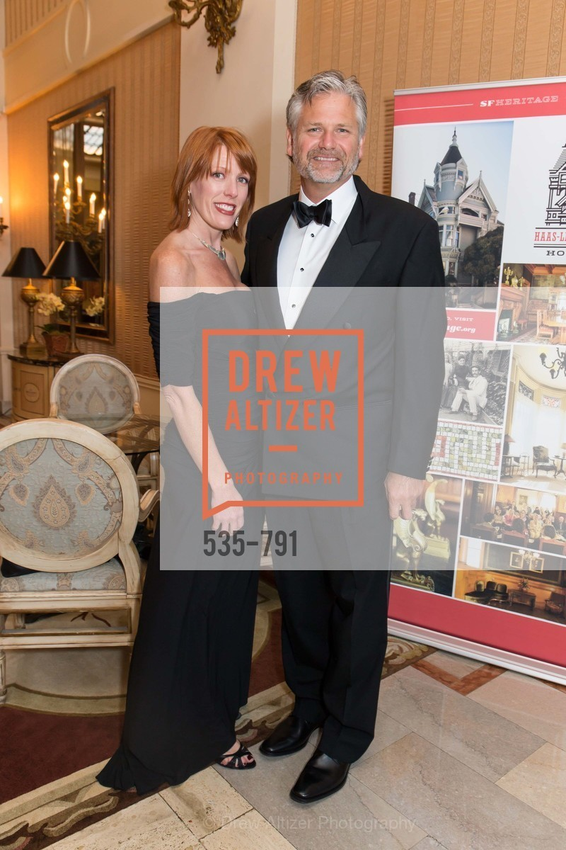 Carrie Perryman, Joe Elliott, SAN FRANCISCO HERITAGE Soiree 2015, US, April 18th, 2015,Drew Altizer, Drew Altizer Photography, full-service agency, private events, San Francisco photographer, photographer california