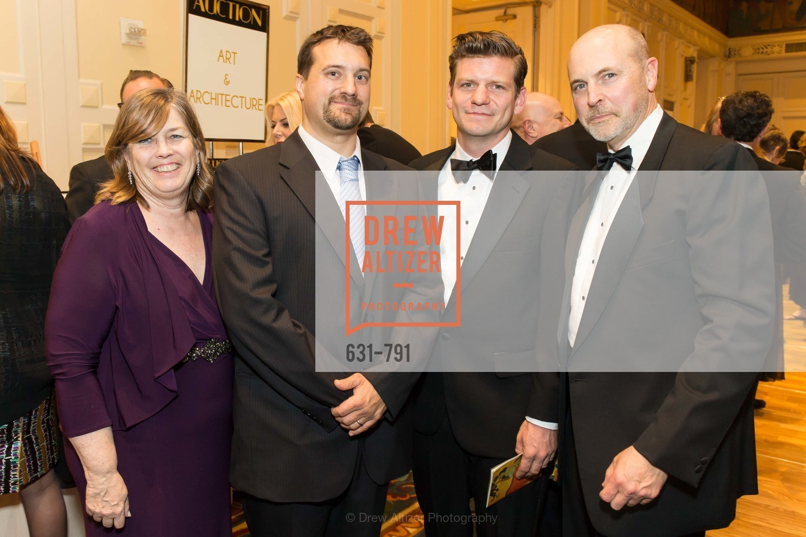 Carolyn Squeri, John Adams, Justin Greving, Chandler McCoy, SAN FRANCISCO HERITAGE Soiree 2015, US, April 19th, 2015,Drew Altizer, Drew Altizer Photography, full-service agency, private events, San Francisco photographer, photographer california