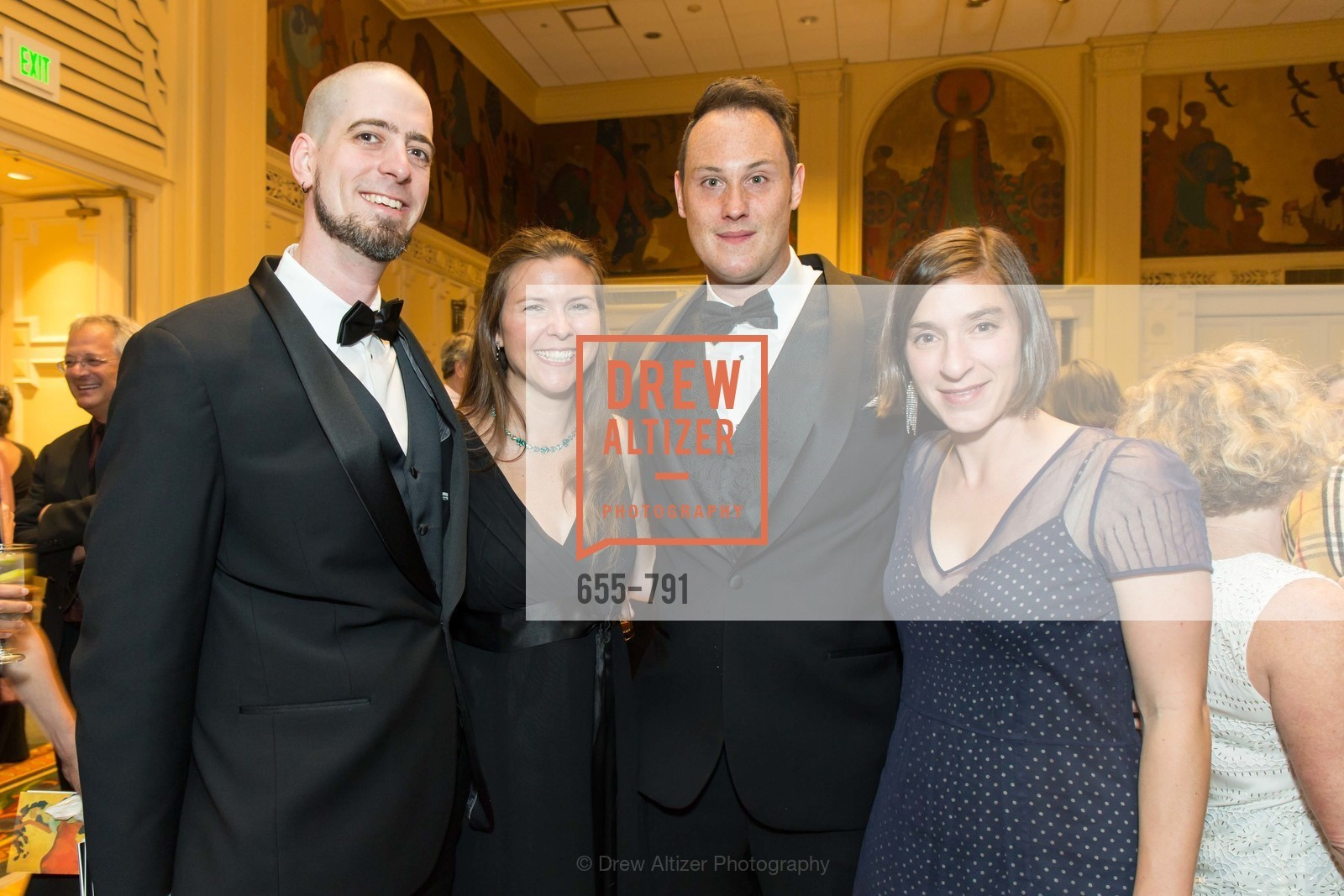 Kane Ehrler, Nicola Young, Paul Littler, Phoebe Schenker, SAN FRANCISCO HERITAGE Soiree 2015, US, April 19th, 2015,Drew Altizer, Drew Altizer Photography, full-service agency, private events, San Francisco photographer, photographer california