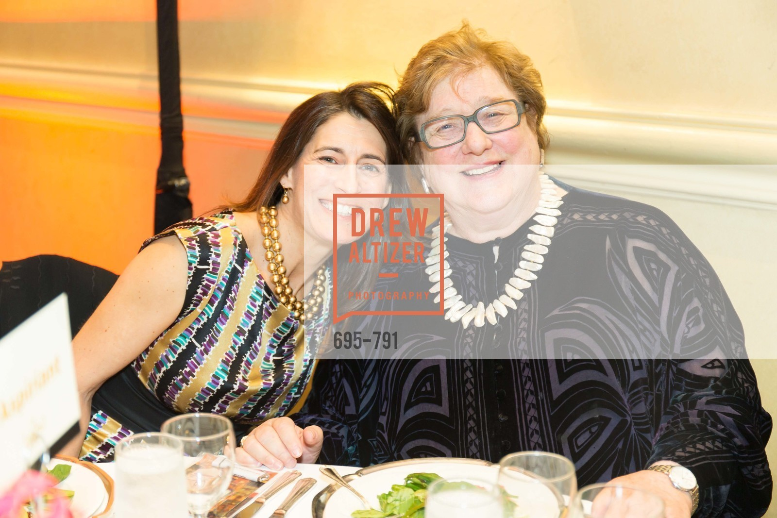 Karen Blodgett, Linda Jo Fitz, SAN FRANCISCO HERITAGE Soiree 2015, US, April 18th, 2015,Drew Altizer, Drew Altizer Photography, full-service agency, private events, San Francisco photographer, photographer california
