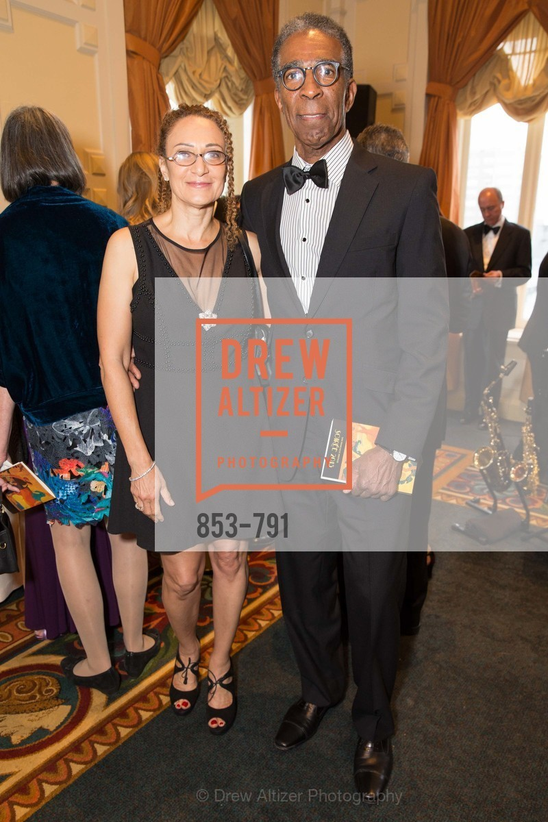 Nadia Anis, Tom Lewis, SAN FRANCISCO HERITAGE Soiree 2015, US, April 19th, 2015