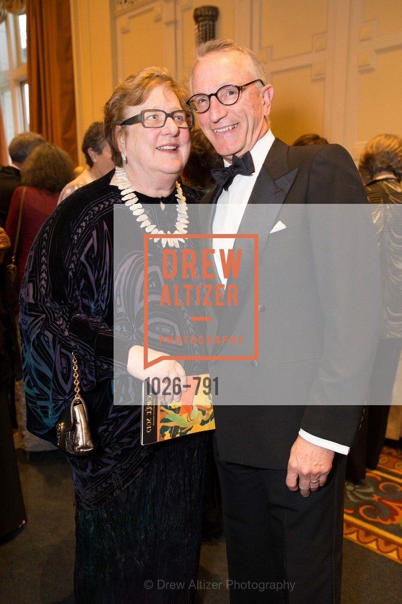 Linda Jo Fitz, David Wessel, SAN FRANCISCO HERITAGE Soiree 2015, US, April 19th, 2015,Drew Altizer, Drew Altizer Photography, full-service agency, private events, San Francisco photographer, photographer california