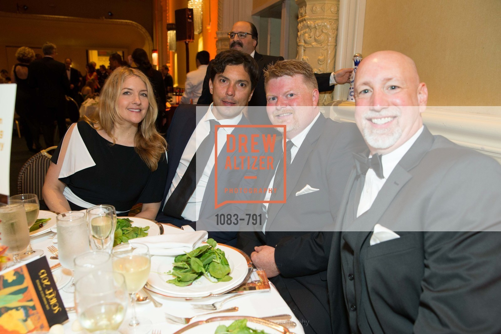 Jill Helffenstein, Terry Kelley, Jesse Cowdrey, James Landman, SAN FRANCISCO HERITAGE Soiree 2015, US, April 18th, 2015,Drew Altizer, Drew Altizer Photography, full-service agency, private events, San Francisco photographer, photographer california
