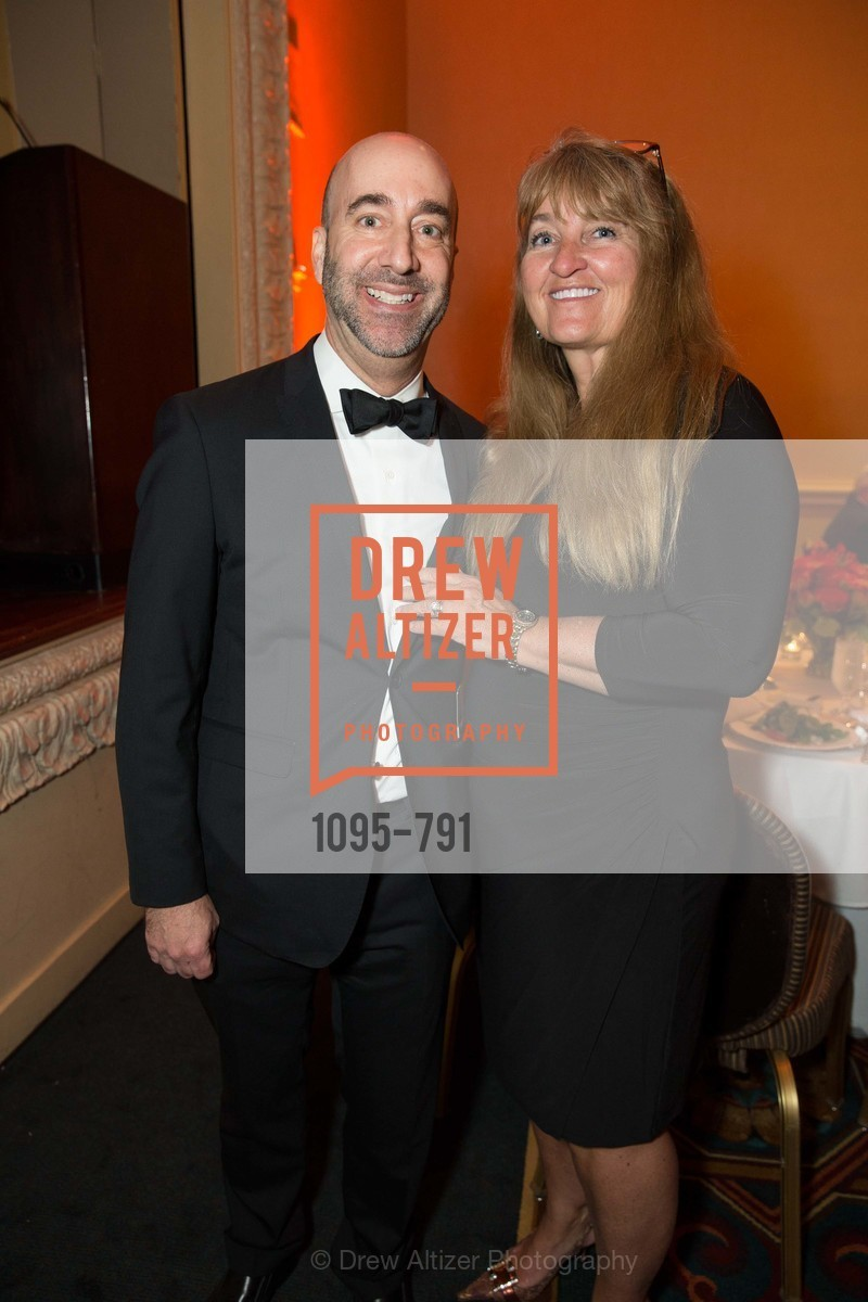 Fred Hamber, Diane Petty, SAN FRANCISCO HERITAGE Soiree 2015, US, April 19th, 2015,Drew Altizer, Drew Altizer Photography, full-service agency, private events, San Francisco photographer, photographer california