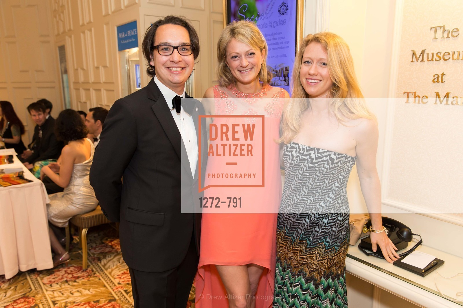 Christopher Wiseman, Holly Goodin, Kristina Nugen, SAN FRANCISCO HERITAGE Soiree 2015, US, April 18th, 2015,Drew Altizer, Drew Altizer Photography, full-service agency, private events, San Francisco photographer, photographer california