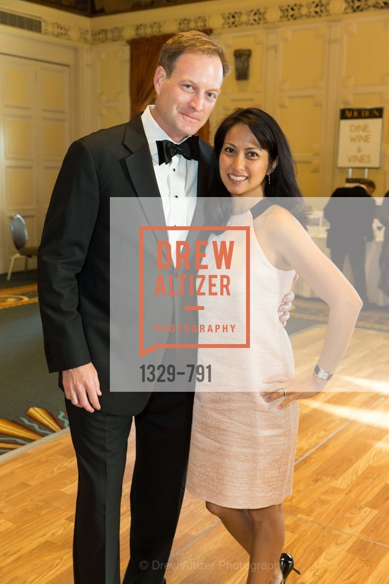 Jeff Gherardini, Suzanne Gherardini, SAN FRANCISCO HERITAGE Soiree 2015, US, April 19th, 2015,Drew Altizer, Drew Altizer Photography, full-service agency, private events, San Francisco photographer, photographer california